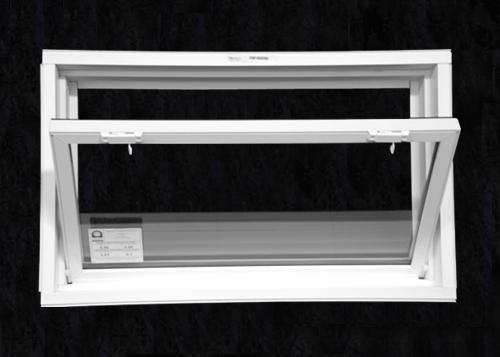 Monarch premier v hopper pvc welded 3 4 insulated for Monarch basement windows