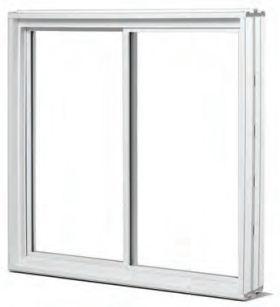 Monarch premier v v200 7 1 2 wall pvc welded 3 4 for Monarch basement windows