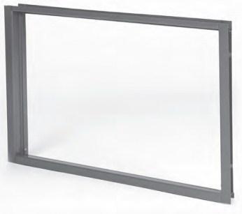 Monarch Standard Block Window Steel Frame Block Pour