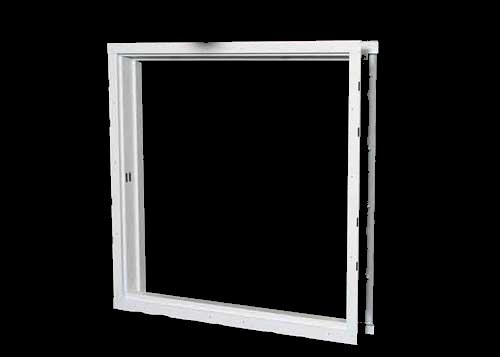 Monarch Galvanized Steel Pour In Place Picture Window
