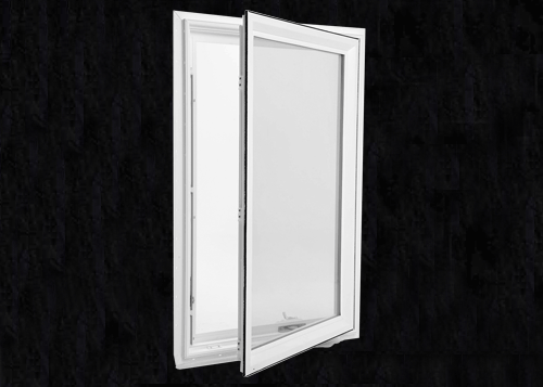 Monarch vinyl casement windows carrollconstsupply for Monarch basement windows