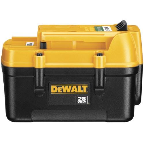 Vagabond Mini Strobe Battery Pack Rental: DeWalt DC9280 28V Li-Ion Battery