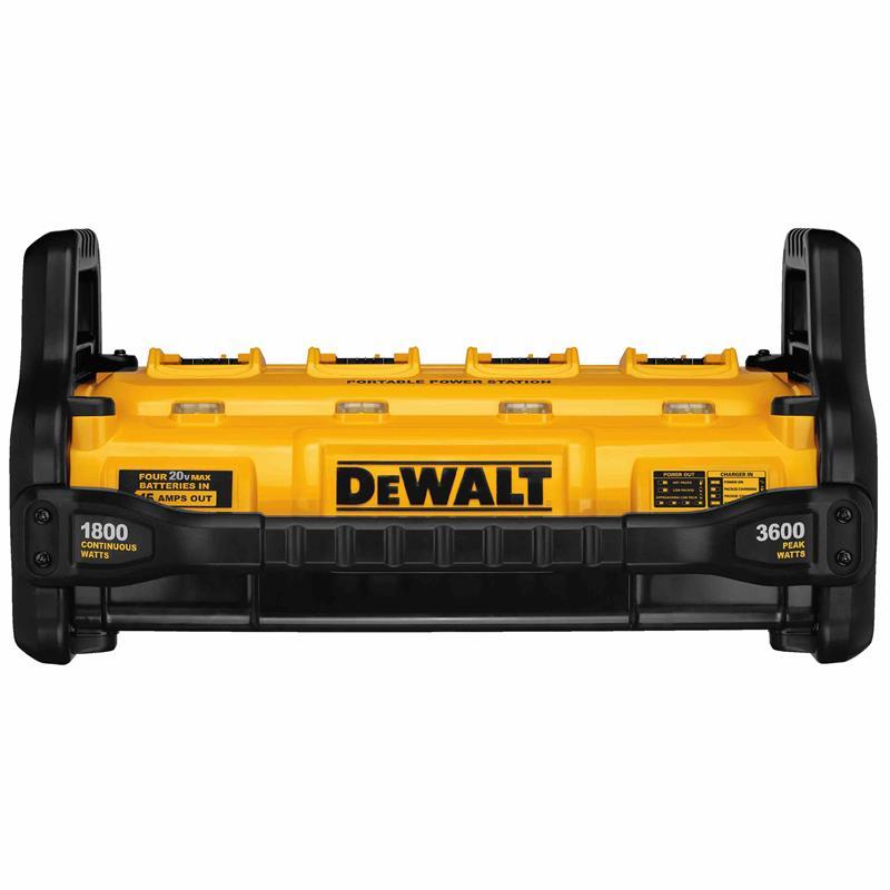 Dewalt Dcb1800b 1800 Watt Portable Power Station And
